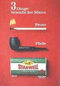 1966 Drei Dinge braucht der Mann.. Feuer, Pfeife, Stanwell