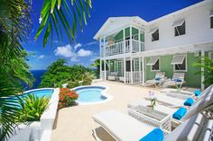Luxury Retreats  Saline Reef