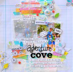 scrappingcrazy : Adventure Cove Sentosa