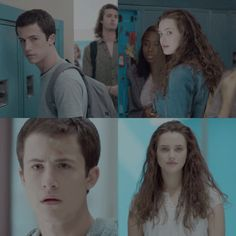 13 Reasons Why | Clay Jensen & Hannah Baker