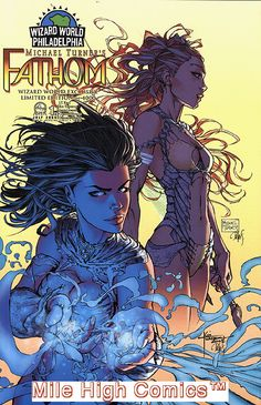 FATHOM (2005 Series) (ASPEN) #1 COVER C Near Mint Comics Book