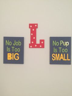 Patrol Dogs Rooms Decorations