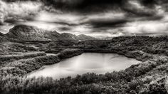 Check out my attempt at an #AnselAdams style black and white photo of a mountain range in #kauai #Hawaii #photography