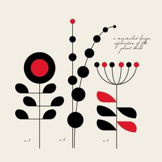 Stunning Minimal Line Drawings by TRÜF Studio – Trendland Online Magazine Curating the Web since 2006 Graphic Design Illustration, Graphic Art, Illustration Art, Design Illustrations, Geometric Shapes Art, Motif Art Deco, Flower Graphic, Colorful Drawings, Fabric Painting