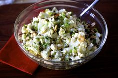 cauliflower slaw | Flickr - Photo Sharing!