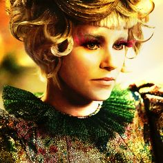 Effie Trinket Is The Best 'Catching Fire' Character: Here's Why - Music, Celebrity, Artist News | MTV.com (Maybe not best, but a huge contributor)