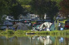 Galerie photos du camping 4 étoiles le Brévedent - Castel Camping du Brévedent (Normandie)
