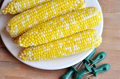 Perfect Corn on the