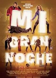 GENER-2017. Mi gran noche. DVD ESP IGL. Comèdia. https://www.youtube.com/watch?v=KBahnqECT7o