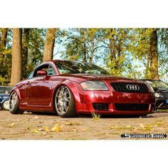 "Ben Planz on Twitter: ""Red Stance Romance #audi #tt #stance #stanced #low #audilove #slammed #bbs #wheels #premiu… https://t.co/sTZMgqFetY https://t.co/tmlnZrpY33"""