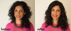 2nd day hair tutorial via beauty and sass