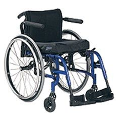 A Rickety Old Fashioned Wheelchair But This Is No