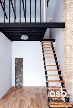 Corredores, halls e escadas ecléticos por osb reformas