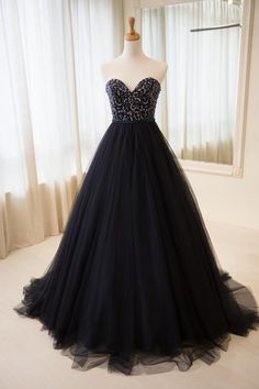 Navy Beaded FormaL Occasion Dress