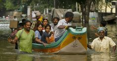 Ranked top in a list of populations most at risk from natural disasters, India must find solutions to make its economy less exposed