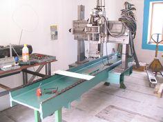 » Blog Archive » Really heavy DIY CNC machine ..