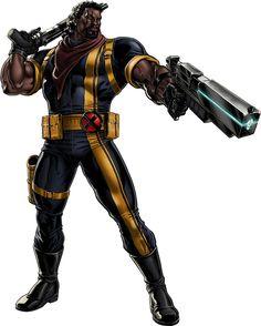 Bishop - Marvel Comics - X-Men - XSE - Lucas