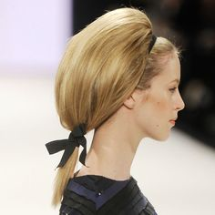 Carolina Herrera runway 2012-simple & cute
