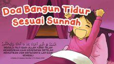 Doa Bangun Tidur sesuai sunnah (kid series)
