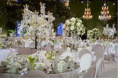 TREND REPORT: Lo más novedoso de las White Weddings en Abu Dhabi