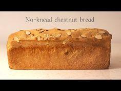 (pâine fără frământare) pâine de castan - YouTube Brioche Bread, Butter Dish, Bread Recipes, Banana Bread, Delish, Facial Massage, Breads, Desserts, Conkers