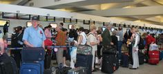 21 things you should never pack in a checked bag Clark Howard Clark Howard Thursday, August 20 th 2015 . Atlanta's Delta baggage check