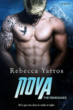 Toot's Book Reviews: Spotlight, Excerpt & Giveaway: NOVA (The Renegades #2) by Rebecca Yarros