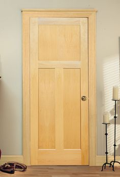 Add charm to your home with our Cherry 2-Panel Arch Raised Doors ...