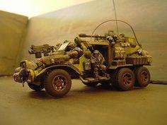 Inmaterium - land speeder buggy w.i.p ----tripulacion 16-8-11 - Taller