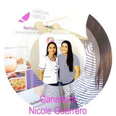 Ganadora del concurso Auriculoterapía +  asesoría nutricional