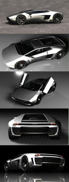 ♂ The Mangusta Legacy concept is a reincarnation of the classic De Tomaso Mangusta supercar. The concept was developed by designer and illustrator Maxime de Keiser. original from http://www.diseno-art.com/news_content/2011/12/mangusta-legacy-concept/