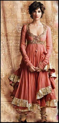 Latest Frocks Fashion In Pakistan-09 - Latest Fashion, Ladies Fashion Mens Fashion and Style Guide