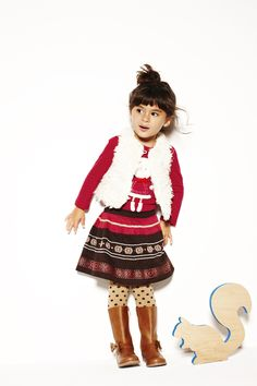 Nomad skirt #GapLove  I can see my little Poppy girl in this when she's that age❤