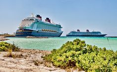 I get asked all the time how the four Disney Cruise Line ships differ. And I especially get this question from guests who have sailed on one of the two newer ships (Disney Dream or Disney Fantasy) and are contemplating sailing on one of the classic s