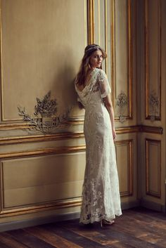 Marchesa and BHLDN 推出平價婚紗系列 1