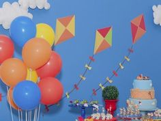 45 decorações de festas infantis para se apaixonar
