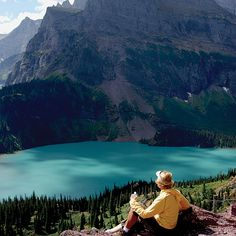 Grinnell Glacier Trail, Glacier National Park, MT (Sunset - Top 45 Hikes in the West)