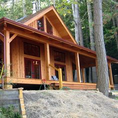 1000 Ideas About Cedar Homes On Pinterest Post And Beam