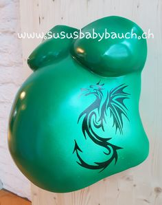 Pregnant Belly Cast, Belly Casting, Piggy Bank, It Cast, Atelier, Dragon, Gift Cards, Memories, Money Box