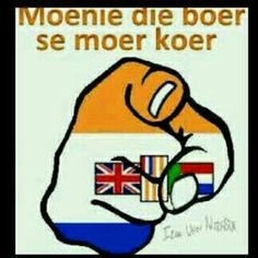 Haha South African Flag, My Land, Afrikaans, Growing Up, Haha, Humor, Farming, Flags, Cry