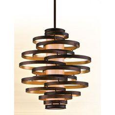 "Found it at Wayfair - Corbett Lighting Vertigo Hanging Pendant - Size: 23.75"" H x 23"" W x 26.5"" D"
