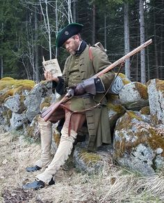A Woodsrunner's Diary: Stefan Löfving -Adventurer extraordinarie.
