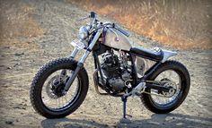 Minority Customs Scorpio - The Bike Shed