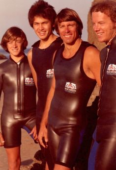vintage surf wetsuits