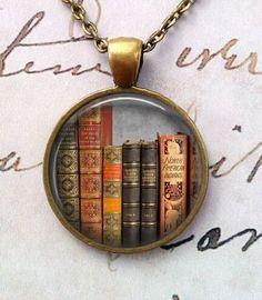 Library Book Necklace, Librarian Pendant, Bibliophile, Cl... https://www.amazon.com/dp/B011ITLQKE/ref=cm_sw_r_pi_dp_x_PIx7xb0BDZ5HH