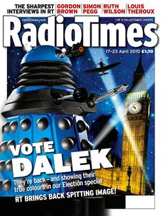 Radio Times Cover 2010-04-17a by combomphotos, From the archives of the Timelords and Whovians