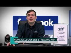 New Facebook Live Streaming App - (More Info on: http://LIFEWAYSVILLAGE.COM/videos/new-facebook-live-streaming-app/)