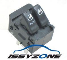 Power window switch Oldsmobile Silhouette 10387305 10419308 SW3797 with Auto black IWSGM013
