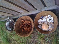 "Playground 'Loose Parts' from ""let the children play: Ideas for adding natural elements to your outdoor play space"""