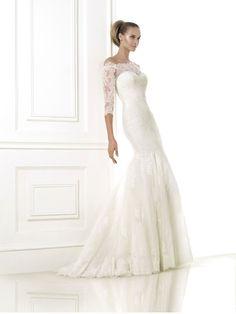 Pronovias 2015 wedding dresses   You & Your Wedding - Exquisite wedding dresses from the Spanish design house